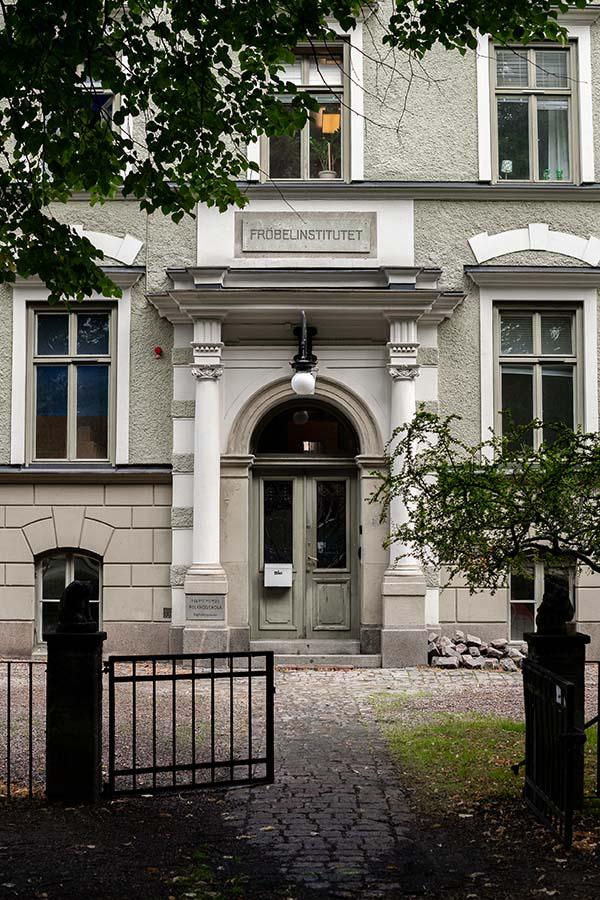 Fröbel Marieborg Folkhögskola